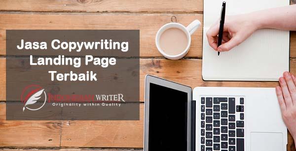 jasa copywriting landing page