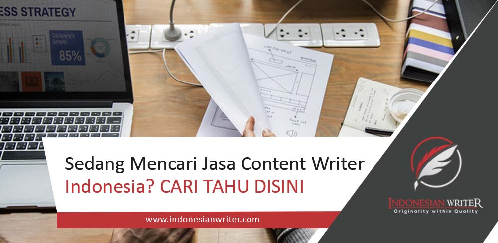 content writer indonesia